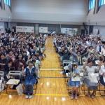 広島江田島市 第一回食育講演